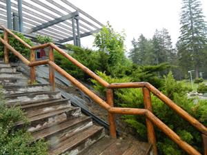 lesene ograje po naročilu