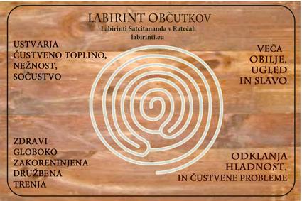 labirint občutkov - lunin labirint - mesečev labirint